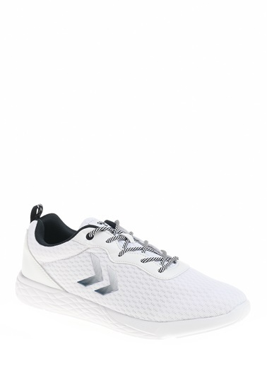 Hummel Unisex Agoptos Sneakers 208701-9001 Beyaz